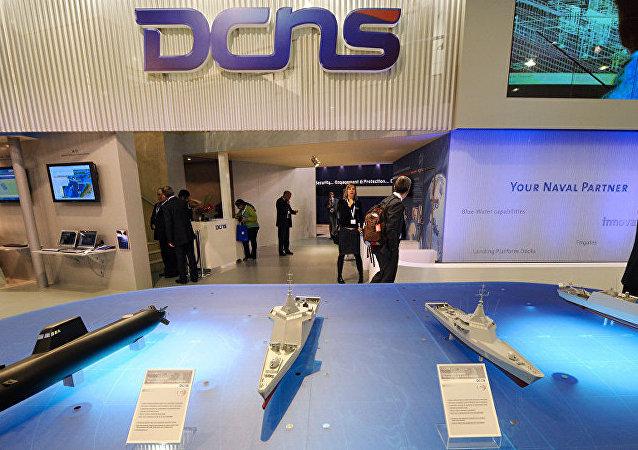 媒体:落入媒体手中的法国DCNS集团潜艇的信息是被盗取的