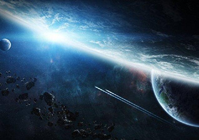 俄科学家:靠近地球的比邻星b未必适合生存