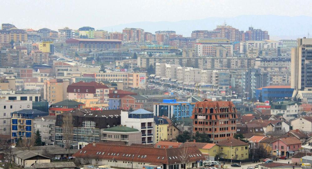 科索沃首府普里什蒂纳