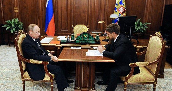 车臣行政长官:车臣形势稳定 没有严重恐怖主义犯罪