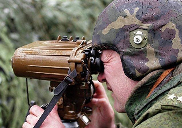 俄南部军区约8000名军人和2000台装备在突击检查中前往训练场