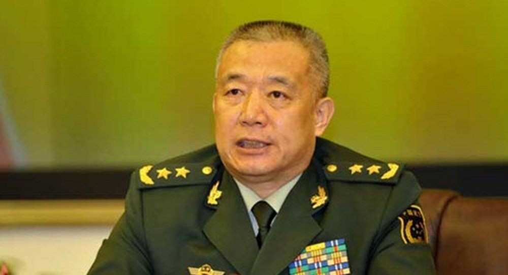 媒体:王建平将军涉腐被捕 曾与周永康关系密切