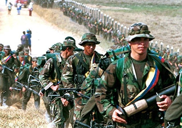 媒体:哥伦比亚永久停火协议生效