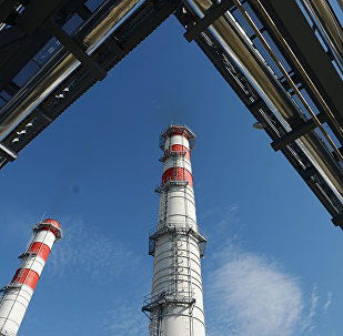 俄气有意在华建设火电站
