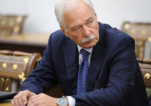 俄方呼吁顿巴斯地区9月1日前全面无限期停火