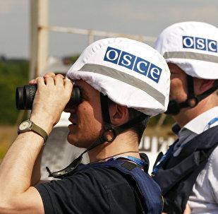俄呼籲歐安組織駐烏特別監督團就2014年來轟炸頓巴斯情況起草報告