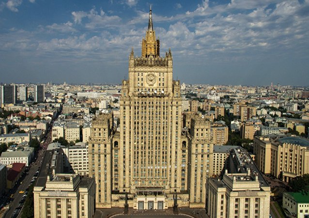 俄外交部:在俄被捕的乌克兰记者未持记者签证抵俄