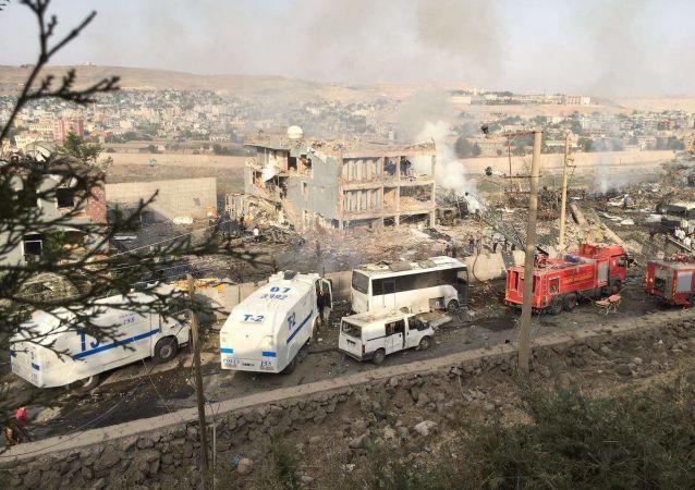 库尔德斯坦工人党声明:吉兹雷恐怖袭击案造成118名土耳其军人死亡
