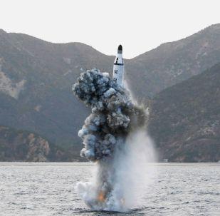 朝鲜外务省否认了联合国安理会谴责发射弹道导弹的声明