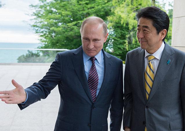 日本政府:日方拟在符拉迪沃斯托克峰会上全面讨论俄日关系