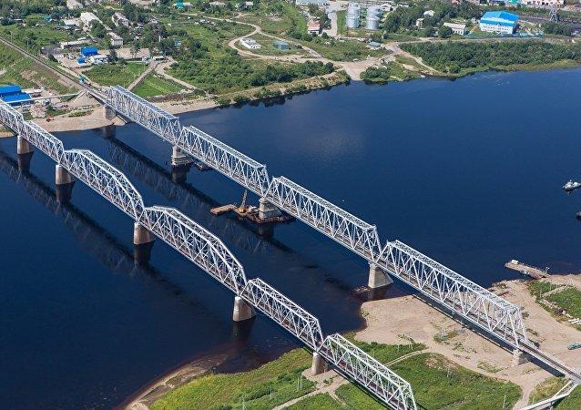 西伯利亚大铁路运