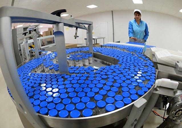 媒体:中国成为俄罗斯原药第一大供应国