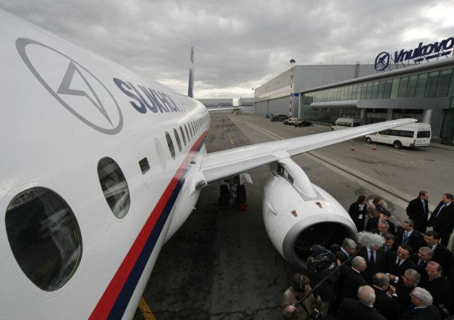 媒体:波音高管将出任苏霍伊民用飞机公司总裁