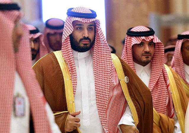 沙特王储继承人29日起访华 意在推动沙特摆脱对石油出口依赖