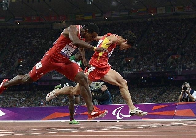 媒体:里约残奥会中国体育代表团总人数近500人