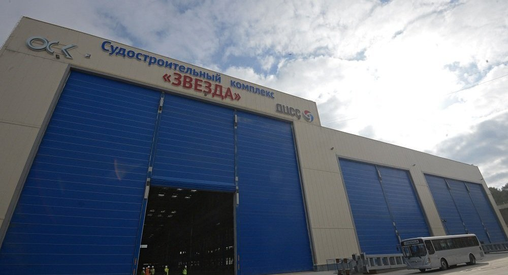 俄罗斯石油:滨海边疆区红星造船厂二期建设将提前4年完工