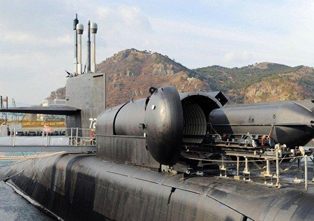 媒体:美国潜艇2030年前将配备隐身技术