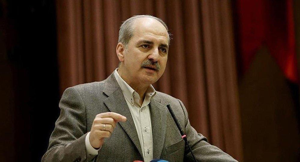 土耳其副总理库尔图卢什
