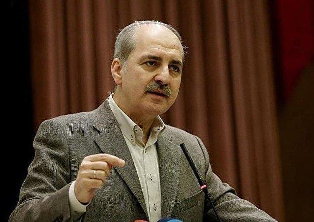 土耳其副总理库尔图尔穆什