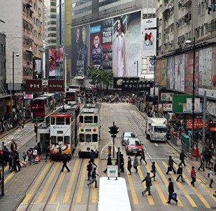 香港現任特首承諾將會無阻礙地將權力轉交給新特首 – 林鄭月娥