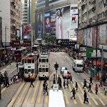 香港山顶道被评为世界最贵街道
