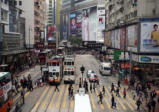 香港现任特首承诺将会无阻碍地将权力转交给新特首 – 林郑月娥