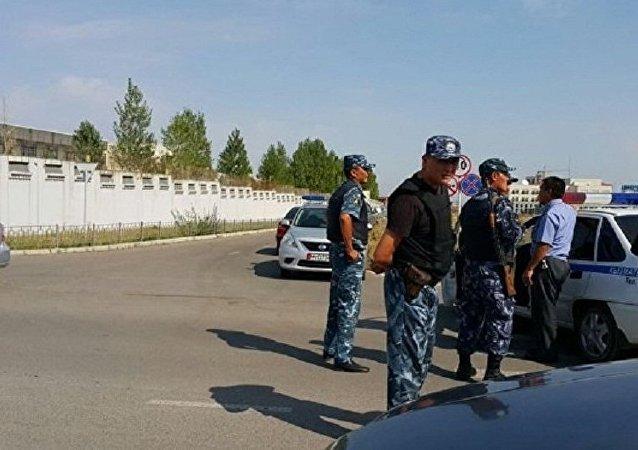 中国外交部:中方将继续支持吉方彻查使馆恐袭事件