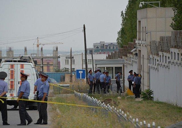 中国驻吉尔吉斯使馆, 恐袭事件/资料图片/