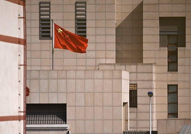 中国驻吉尔吉斯斯坦使馆八月恐袭后尚未开放