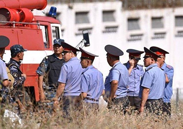 吉尔吉斯斯坦总统下令彻查比什凯克恐怖袭击事件
