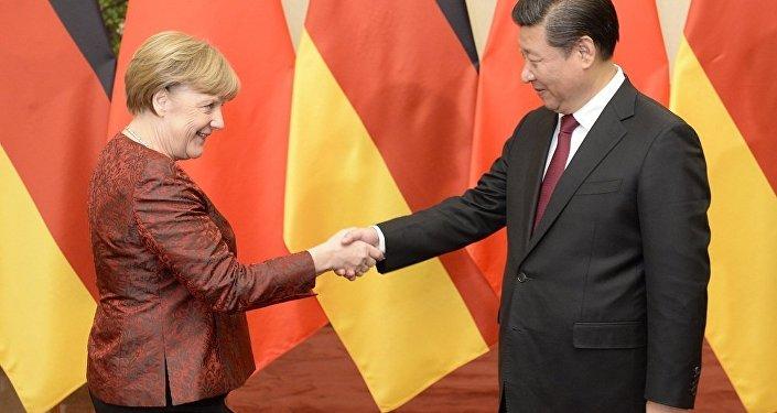 德国主张与中国相互开放市场