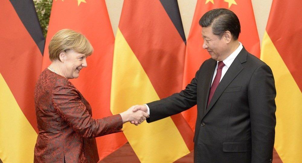 默克尔拟在G20峰会上会晤习近平