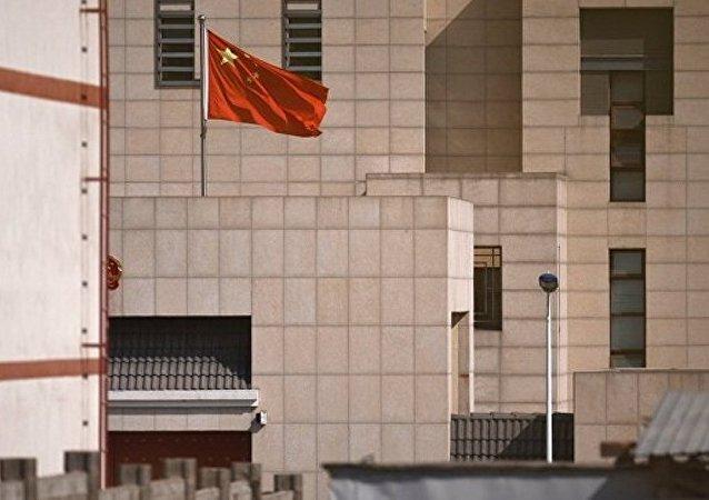 俄外交部谴责对中国驻吉大使馆的袭击