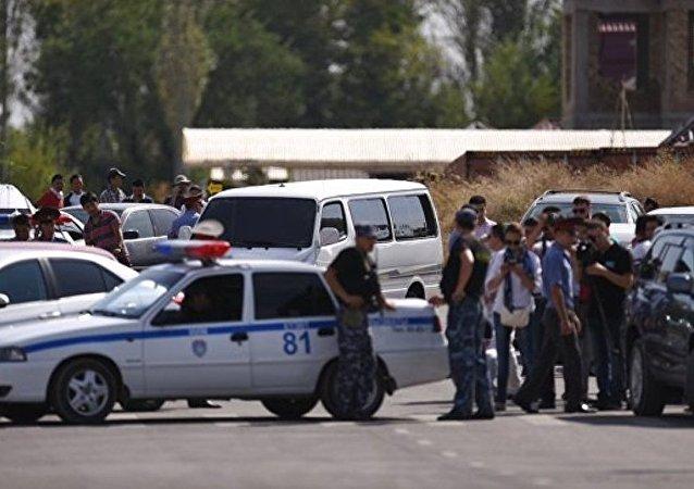 吉尔吉斯斯坦外交部强烈谴责针对中国驻吉使馆的恐怖袭击