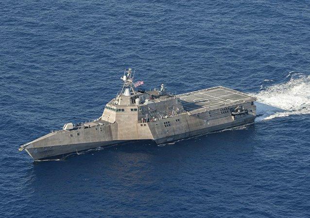 CORONADO (LCS-4) 濒海战斗舰