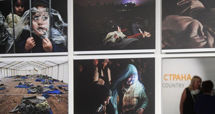 莫斯科安德烈·斯捷宁国际新闻摄影大赛获奖作品展