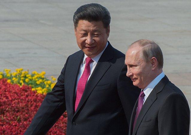 中国外交部:中俄元首会晤议题丰富
