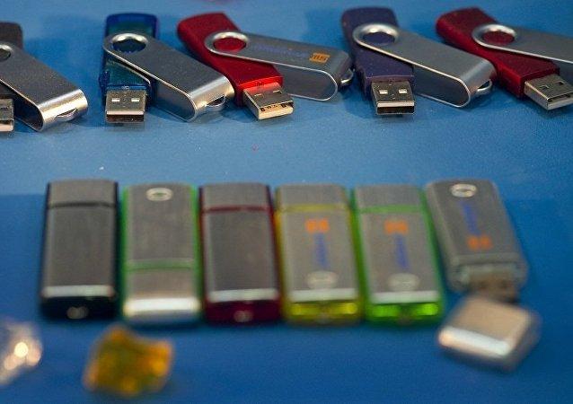 公共场合的USB充电器或传播病毒
