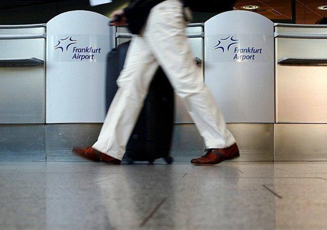 法兰克福机场疏散原因是一名旅客未通过检查进入安全区