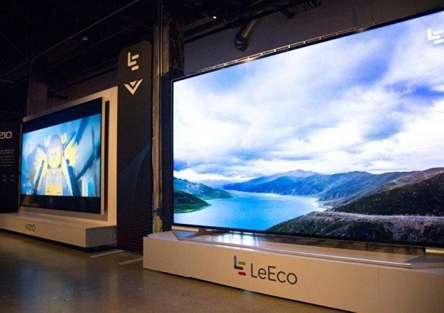 中国乐视生态拟在俄开设约500家零售店