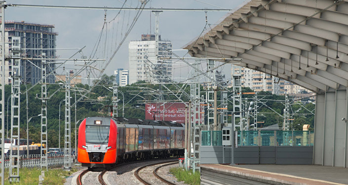 金砖银行有意参与莫斯科至喀山高铁项目