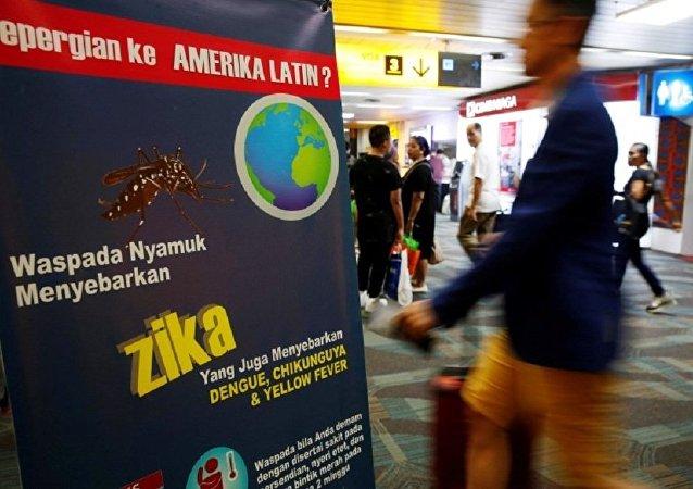 世衛組織:茲卡病毒或在亞太地區蔓延