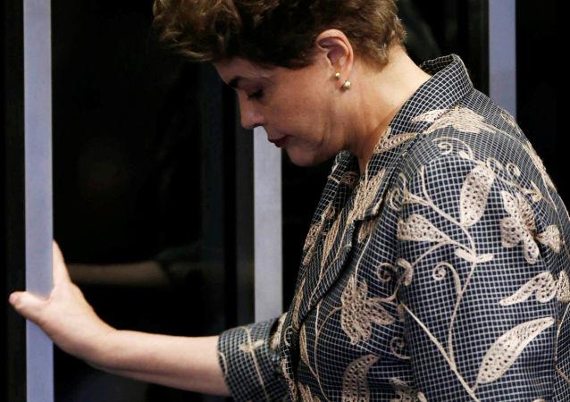 俄外交部消息人士:巴西总统被弹劾是其内部事务