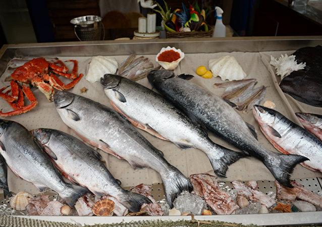 俄动植物检验防疫署自9月29日起限制进口一中国企业的鱼类产品