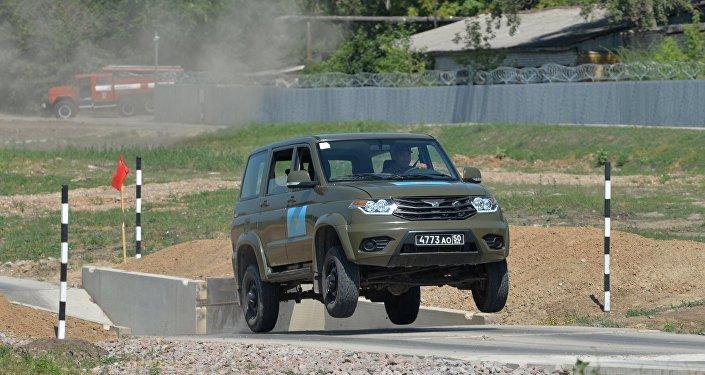 俄索勒斯公司已经开始向中国和越南供应UAZ汽车 并希望进入智利市场