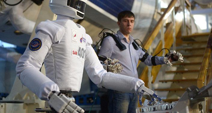 俄前景研究基金:2021年机器人飞赴太空准备工作已启动