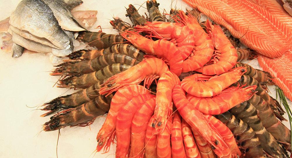 俄列宁格勒州企业将向中国和欧洲出口虾类产品