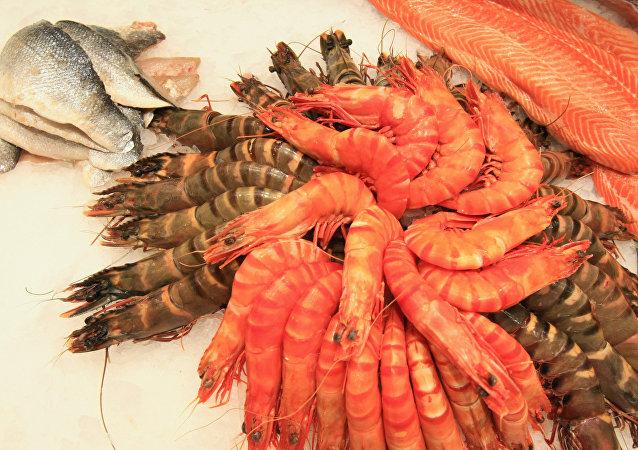 东方经济论坛将用远东蟹肉、贝肉、大虾迎宾客