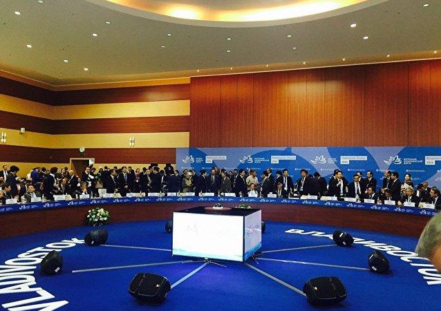 中国外交部:东方经济论坛是中国参与远东开发的重要平台