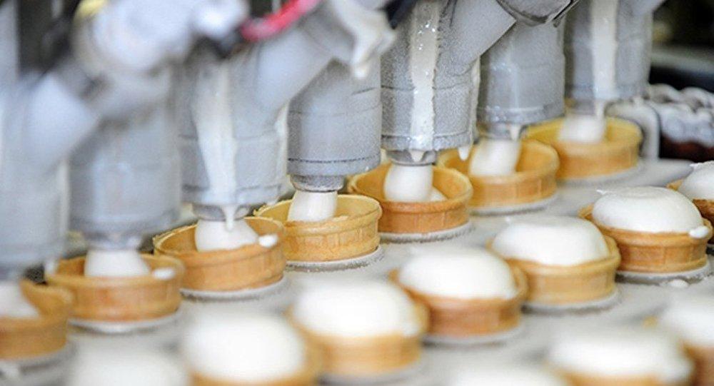 與克里米亞阿爾捷克國際兒童中心同名的冰淇淋進入中國和以色列市場